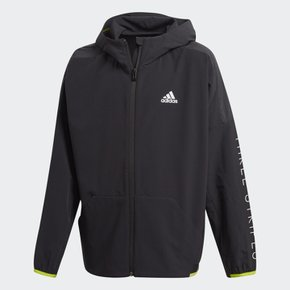 [adidas kids] B TR MIX JKT Q3(GD9168)