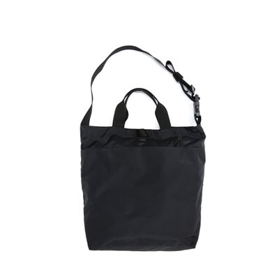 [MIS]2Way Shoulder Bag - Black