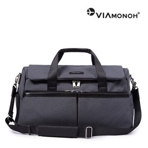 [비아모노] NOVEL BIG BOSTON BAG (GRAY)_(979866)