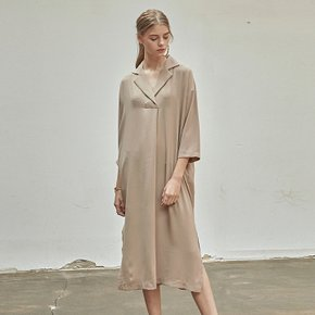 SH SHAPES SLIT LONG OPS_BEIGE