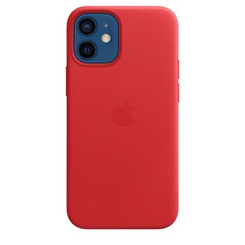 MagSafe형 iPhone 12 mini 가죽 케이스 - (PRODUCT)RED