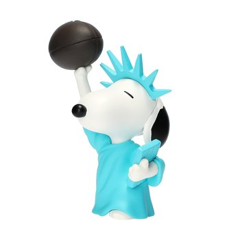 PEANUTS S9 STATUE OF LIBERTY SNOOPY