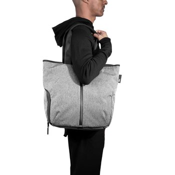 GYM TOTE GRAY