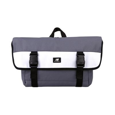 NBGC9S0202 남여공용 Color block Messenger