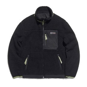 19/20 DIMITO RAVINE FLEECE JACKET_CHARCOAL (디미토 레이빈 후리스)