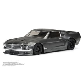 [Pro-Line Racing]AP1558-40 1968 Ford® Mustang Clear Body for VTA