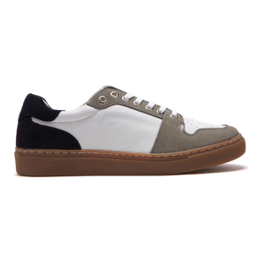 CLASSICO Casual Leather sneakers_Navy FLCC7F3M09