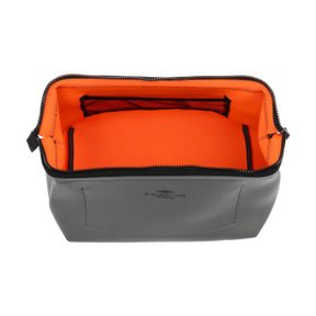 [국민/현대카드 구매시 할인]WIRED POUCH Large Light Gray x Orange