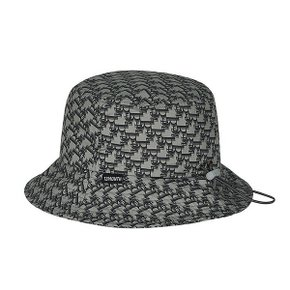 [써틴먼스] 13M PATTERN BUCKET HAT (GRAY) (5178609)