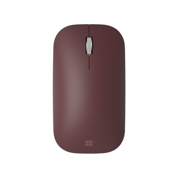 Surface Mobile Mouse 버건디