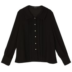 Grace Cloud Blouse_Black