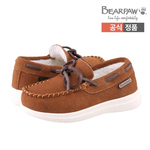 베어파우(BEARPAW) ANNA KIDS 모카신 (infant) K137002JD-T(130~160mm)(170~220mm)
