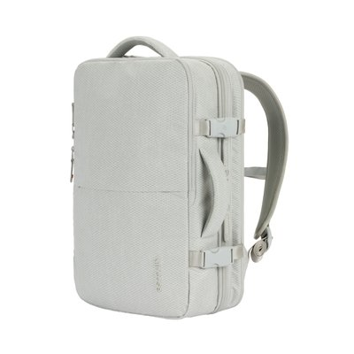 EO-Travel Backpack Diamond Ripstop - Cool Gray
