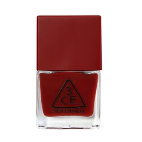 RED RECIPE LONG LASTING NAIL LACQUER-RD09