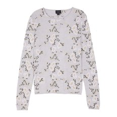 공식[GIAMBATTISTA VALLI] W_CASHMERE KNIT(GREY)