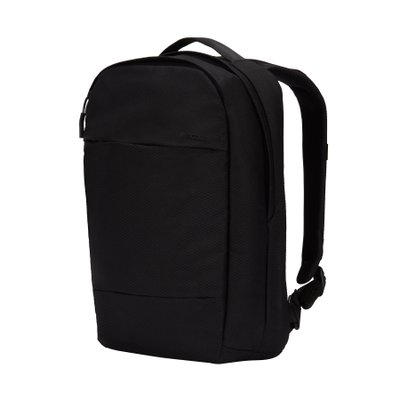 INCASE City Compact Backpack with Diamond Ripstop - BLK