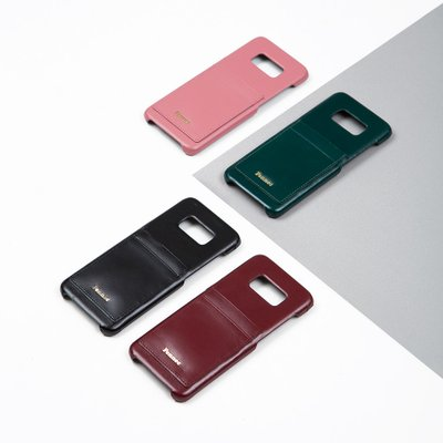 Fennec Leather GalaxyS8 Card Case (7color)