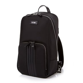 DUCORD CITY NYLON SLINGBAG BLACK DG709008