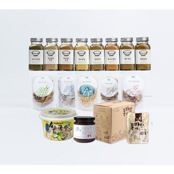 [내추럴초이스]농식품 창업기업 우수상품전