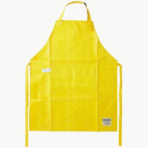 TARP APRON YellowxOrange