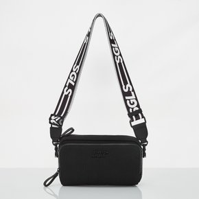PANINI side strap point bag (Black)