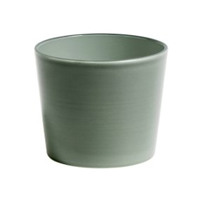 Botanical Family Pot M Dusty Green